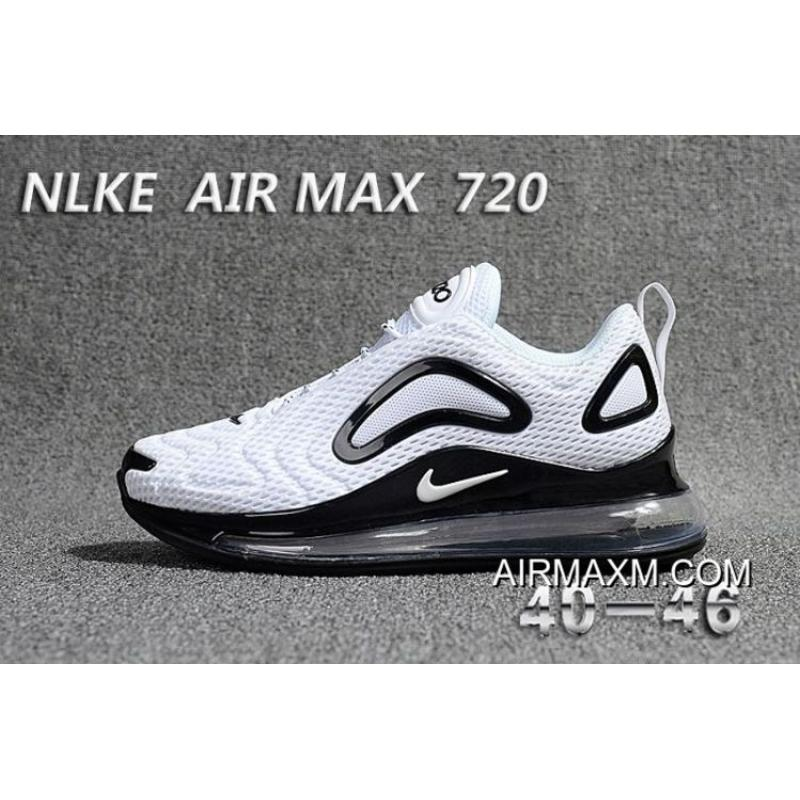 sports shoes 70a90 9e504 Men Nike Air Max 720 Running Shoes KPU SKU 118700-464 Latest ...