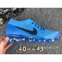 Authentic Men Nike Air VaporMax Running Shoes SKU:5473-219