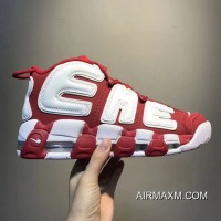 Where To Buy Nike Air More Uptempo Men Basketball Shoe SKU:191320-263