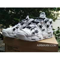 Nike Air More Uptempo Men Basketball Shoe SKU:65560-292 Latest