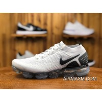 New Year Deals GS Version Nike AIR VAPORMAX FLYKNIT Steam Running Shoes 22 Men Running Shoes Size Is 942842-103
