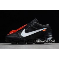 "Off-White X Nike Air VaporMax X Air Jordan 1 ""Black"" New Release"