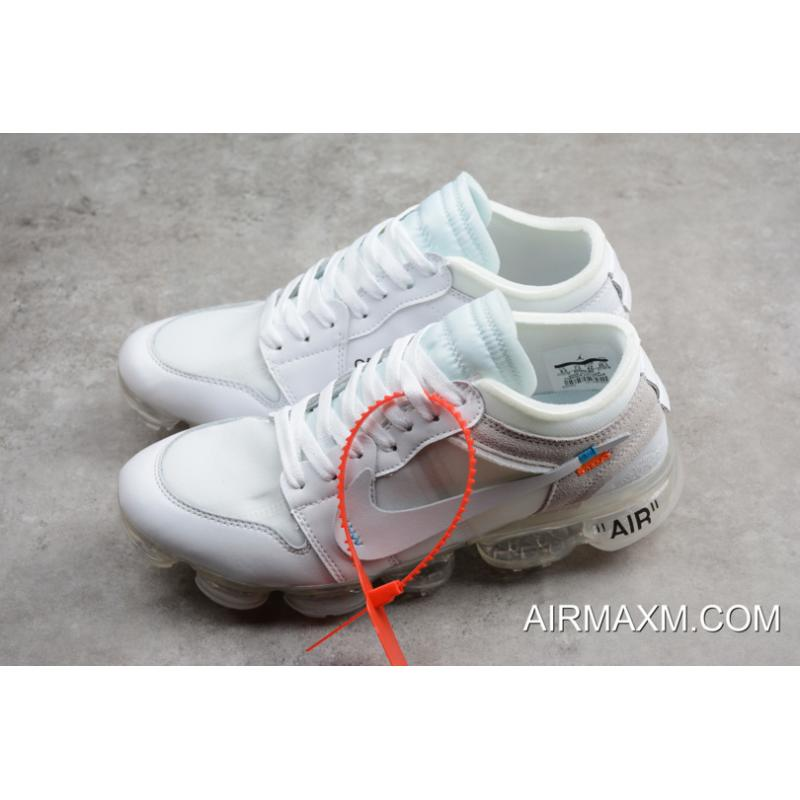 "b152a39a827 ... New Style Off-White X Nike Air VaporMax X Air Jordan 1 High ""White ..."