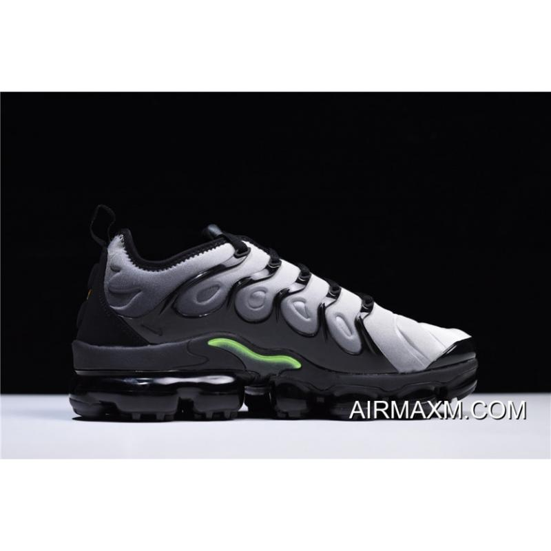 2b3779647a9c7 ... Tax Free Nike Air VaporMax Plus Black Volt-White 924453-009 ...