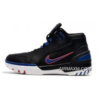 Nike Air Zoom Generation Black/Blue-Varsity Crimson-White Top Deals