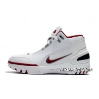 Nike Air Zoom Generation White/Varsity Crimson-Silver 308214-161 New Release