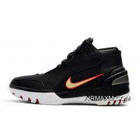Latest Nike Air Zoom Generation Black/Varsity Crimson-White AJ4204-001