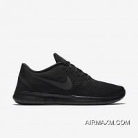 Nike Free RN All Black Outlet