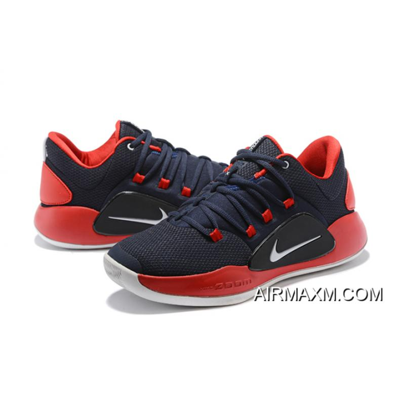 huge discount 15035 6b9d2 ... Nike Hyperdunk X Low EP 2018 Midnight Navy Red-White Free Shipping  Where To ...