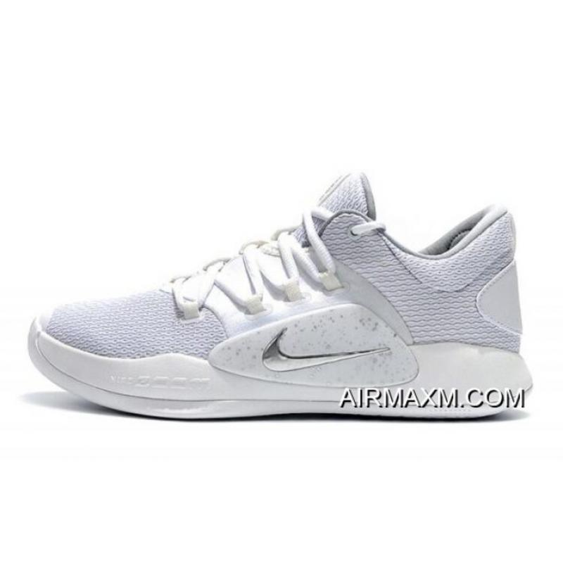 82bb8177f414 Nike Hyperdunk X Low EP White Pure Platinum AR0465-100 Outlet ...