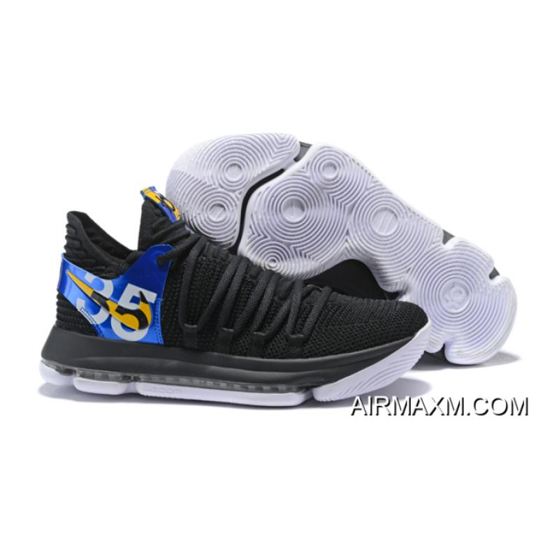 """e632a05c961a ... Nike KD 10 """"Blinders"""" Men s Basketball Shoes New Style ..."""