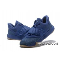New Year Deals Nike KD Trey 5 VI Navy Blue/Gum Men's Size