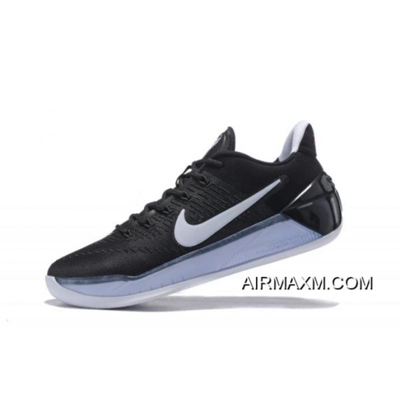 "new style de98e 40002 Online Nike Kobe A.D. ""Black White"" Men s Basketball Shoes 852425-001 On ..."