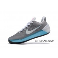 "Nike Kobe A.D. ""McFly"" Grey Moon Basketball Shoes Super Deals"