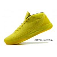 "Where To Buy Nike Kobe A.D. Mid ""Optimism"" Yellow 922482-500 Free Shipping"
