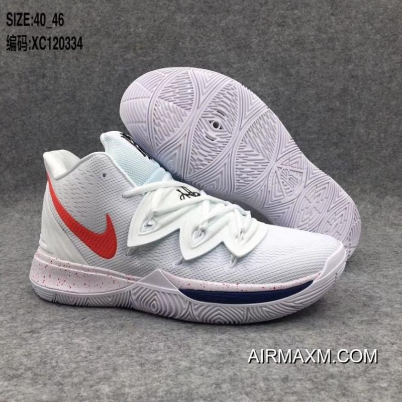 6e65ee40a899 Men Nike Kyrie 5 Basketball Shoes SKU 21771-446 Latest ...