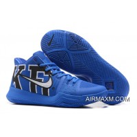 Men Nike Kyrie III Basketball Shoes SKU:150154-287 Online