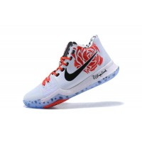 """Sneaker Room X Nike Kyrie 3 """"Mom"""" Red Rose Men's Basketball Shoes Top Deals"""