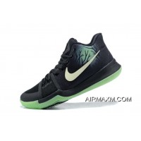 """Kyrie Irving Nike Kyrie 3 """"Fear"""" PE Men's Basketball Shoes New Style"""