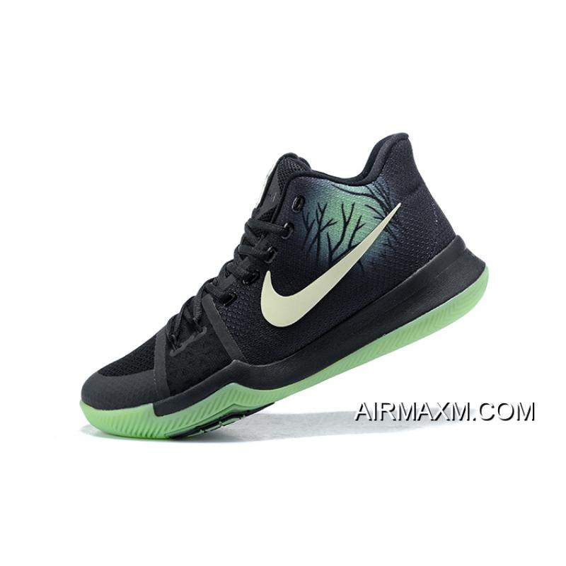 """online store 4c772 8653b ... Kyrie Irving Nike Kyrie 3 """"Fear"""" PE Men s Basketball Shoes New Style ..."""