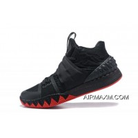 Nike Kyrie S1 Hybrid Black/Red Men's Basketball Shoes Free Shipping