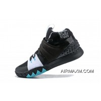 """Nike Kyrie S1 Hybrid """"Opening Night"""" Black White Blue Free Shipping Top Deals"""