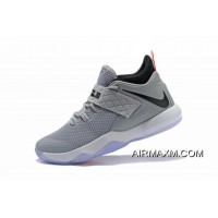 "Nike LeBron Ambassador 10 ""Wolf Grey"" AH7580-002 On Sale Authentic"