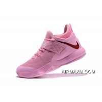 "Where To Buy Nike LeBron Ambassador 10 ""Kay Yow"" Light Pink Free Shipping"