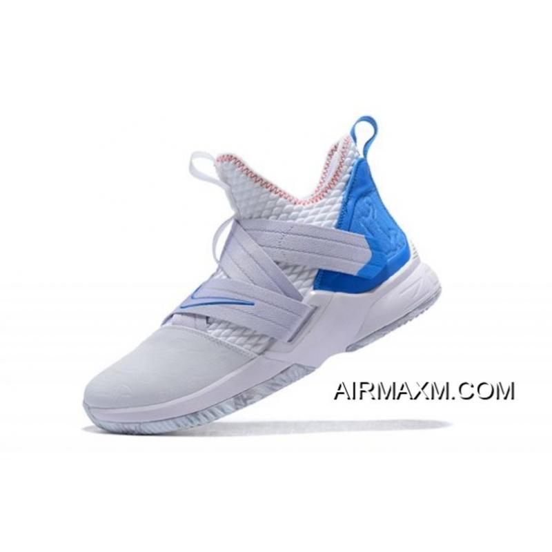 "new product 86844 edb61 Nike LeBron Soldier 12 ""Provence Purple"" Summit White/Provence Purple-Beach  AO2609-101 Discount"