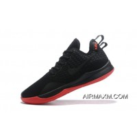 """Nike LeBron Witness 3 """"Bred"""" Black/Red New Year Deals"""