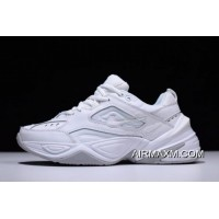 Women/Men Nike M2K Tekno White/Pure Platinum AO3108-100 Sale Free Shipping Authentic