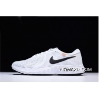 Women/Men Off-White X Nike Revolution 4 White Running Shoes Mens And WMNS Size 908988-012 Tax Free
