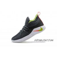"""Nike PG 2 """"Hot Punch"""" Anthracite/Hot Punch-White-Wolf Grey AJ2039-005 Where To Buy"""