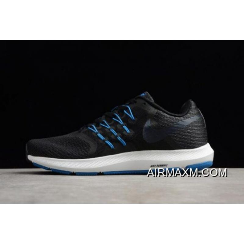 0ded068a293 Women Men Big Deals Nike Run Swift Anthracite Obsidian-Black Running Shoes  908989 ...
