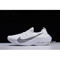 "Nike Vapor Street Flyknit ""Pure White"" White/Wolf Grey Men's And Women's Size AQ1763-100 Big Deals"