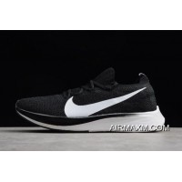 Women/Men New Release Nike Vapor Street Flyknit Black/White AQ1765-006