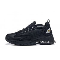 "Nike Zoom 2K ""Triple Black"" AO0269-002 Authentic"