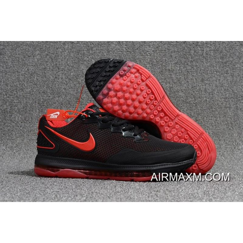 215031e3e373e Nike Zoom All Out Low Black Red Best ...