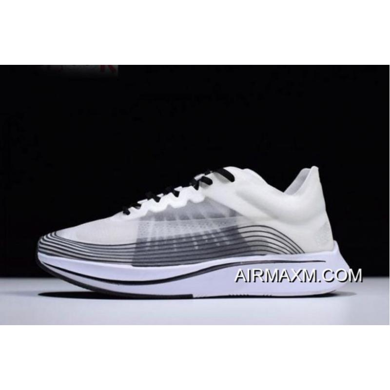 00284363d148 Nikelab Zoom Fly SP White Black-Summit White Men s And Women s Size AA3172-  ...