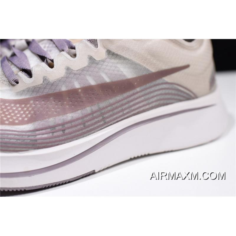 """03d863dc44f0 ... NikeLab Zoom Fly SP """"Chicago"""" Taupe Grey Obsidian AA3172-200 Free  Shipping ..."""