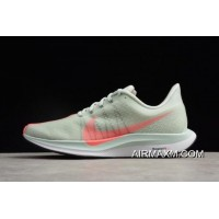 Women/Men Nike Zoom Pegasus 35 Turbo 2.0 Barely Grey/Hot Punch-White-Black AJ4114-060 Latest