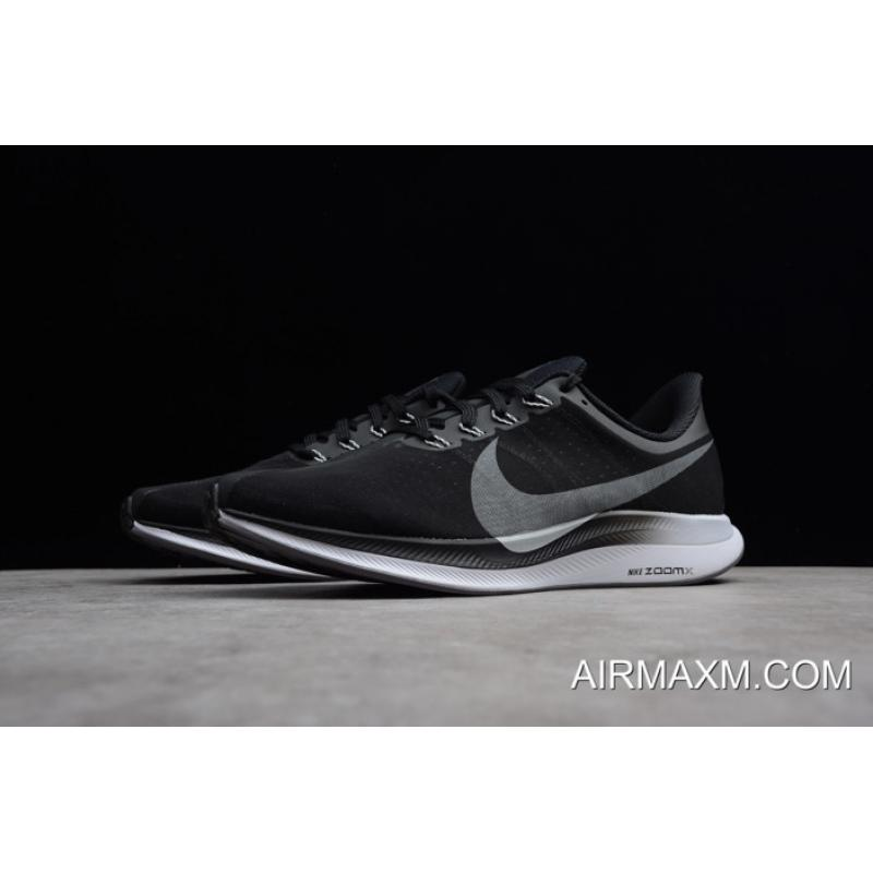 87b72e2f50a4b ... Women/Men Nike Air Zoom Pegasus 35 Turbo Black/Vast Grey-Oil Grey ...