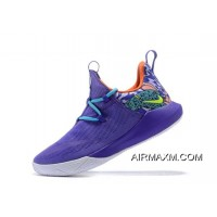 "New Style Nike Zoom Shift EP ""Mamba Mentality"" Cannon/Volt-Purple Venom"