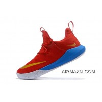 Nike Zoom Shift EP University Red/Metallic Gold-Blue Online