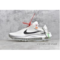 5a3ba14fdc Pure Original New Edition OFF-WHITE NIKE Air Max 97 X The Ten OW To