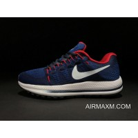 Men Nike Air Zoom Vomero 12 Running Shoe SKU:163271-232 Big Deals
