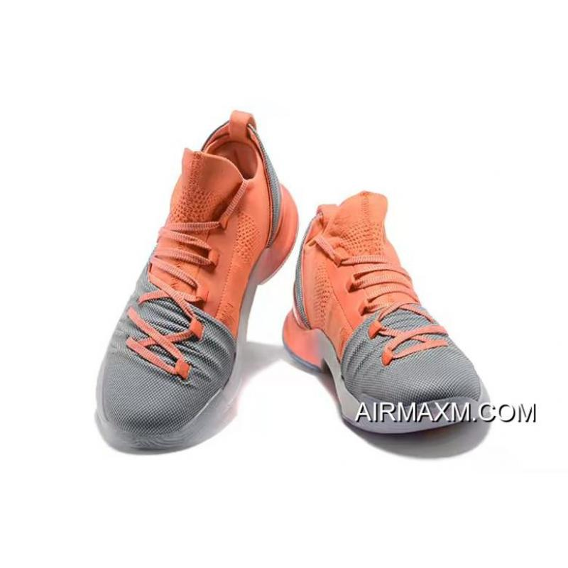 c6f5b9fbf62 ... Stephen Curry s Under Armour Curry 5 Low-Top Orange Grey Basketball  Shoes Best ...