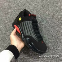 Best Women Air Jordan XIV Retro Sneakers SKU:134457-216