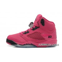 Women Air Jordan V Retro Sneakers SKU:9910-225 New Release
