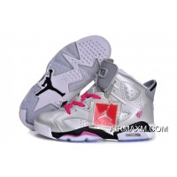 Womens Air Jordan 6 Retro SKU:102645-207 Discount